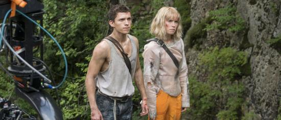 Chaos Walking Trailer Starring Tom Holland And Daisy Ridley Has Been Released