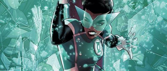 Green Lantern Series On HBO Max Might Have A Black Female Lantern As Its Lead Character