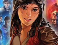 Chloe Bennet Might Play Doctor Aphra In New Star Wars Show