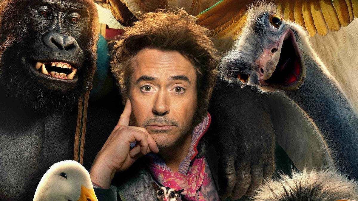 dolittle 2020 movies