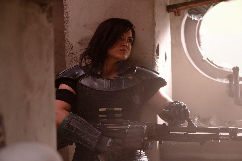 Cara Dune The Mandalorian Season 2 Episode 4 Gina Carano