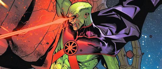 Zack Snyder Reveals First Look At Martian Manhunter In His Justice League Cut