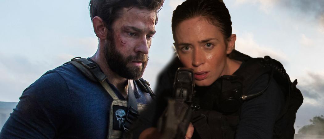 Marvel-Studios-Fantastic-Four-Reed-Richards-Susan-Storm-John-Krasinski-Emily-Blunt