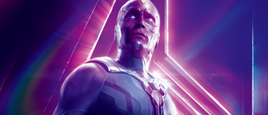 MCU Fans In Shock After Paul Bettany Reveals Vision Has A Purple Penis