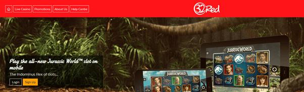 online casino games Jurassic world action films
