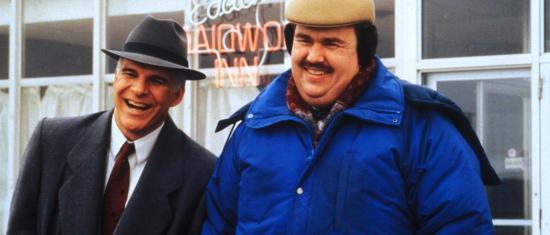 The Best Pre-Christmas Film… Planes Trains And Automobiles