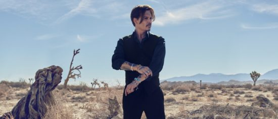 Johnny Depp Fans And Supporters Praise Dior For Standing By The Actor