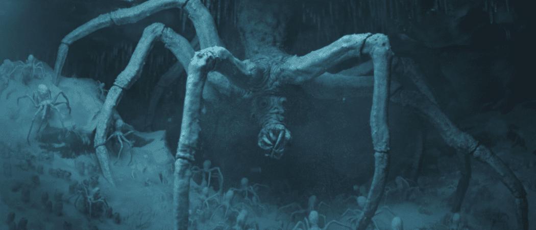 The Mandalorian Season 2 Spiders Disney Plus