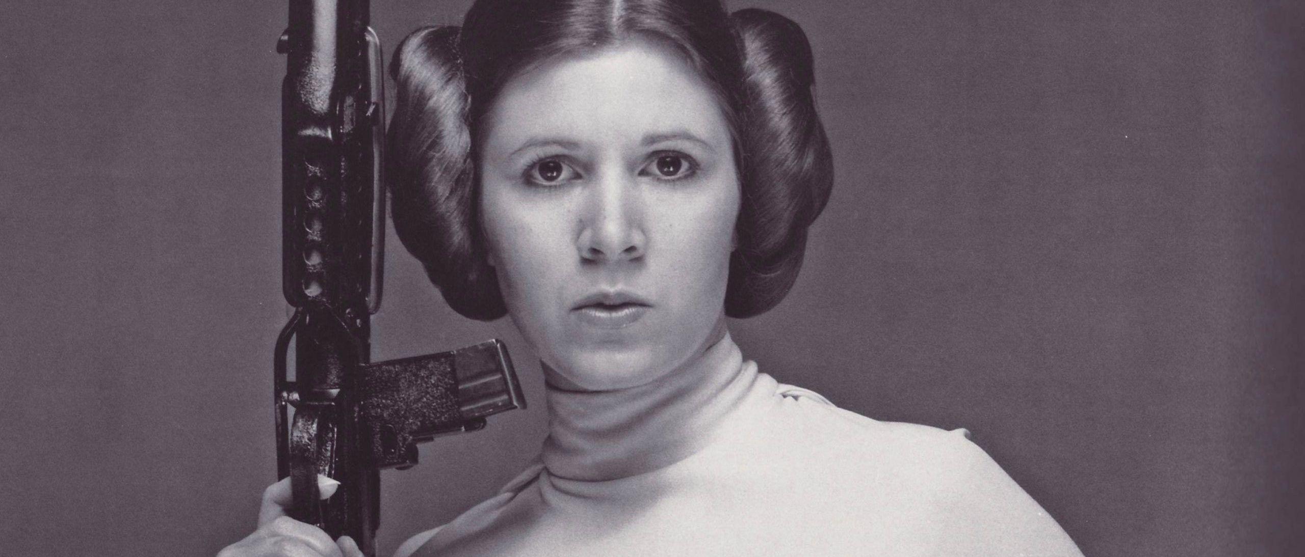 Star Wars George Lucas Princess Leia