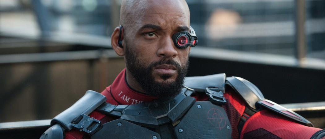 Suicide Squad Will Smith Deadshot David Ayer