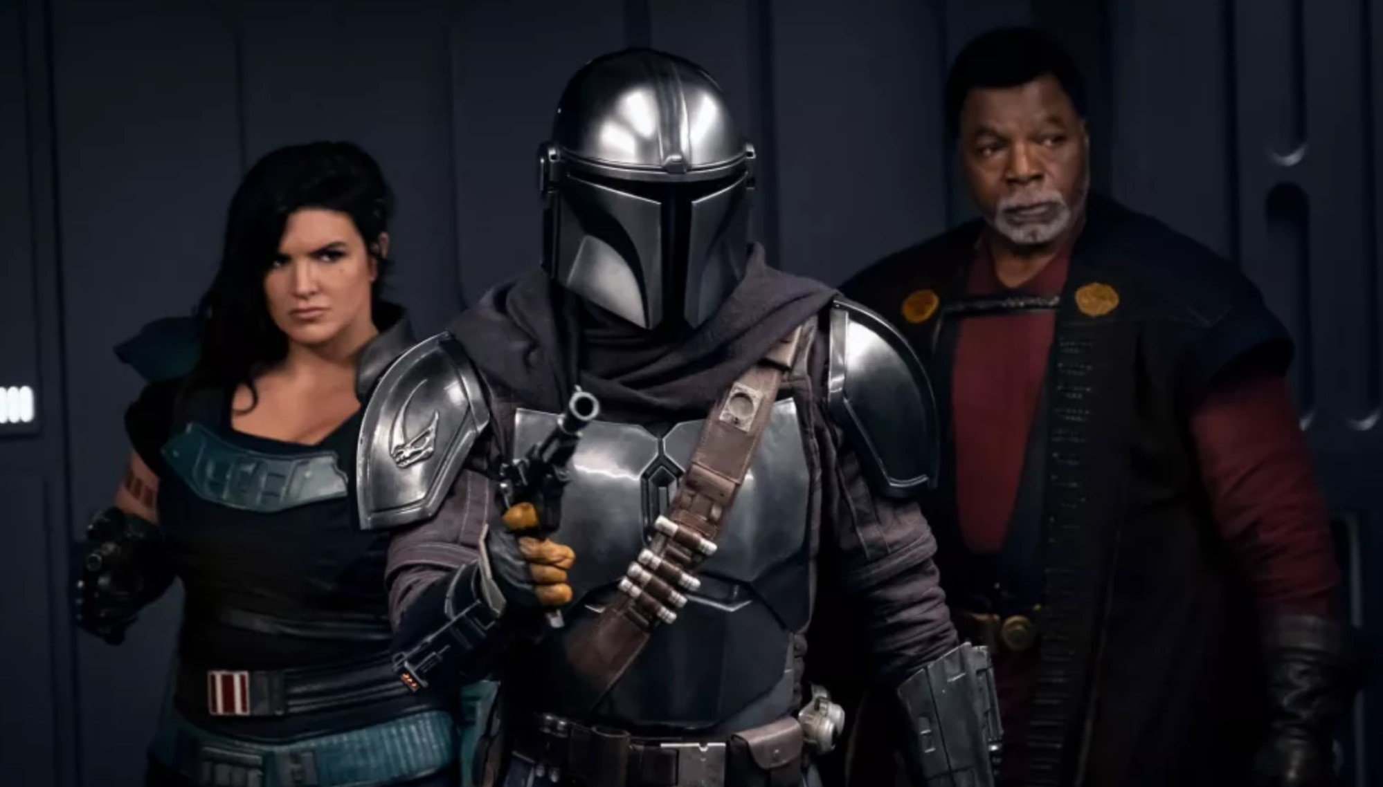 The Mandalorian Season 2 Episode 4 Star Wars Review Mando