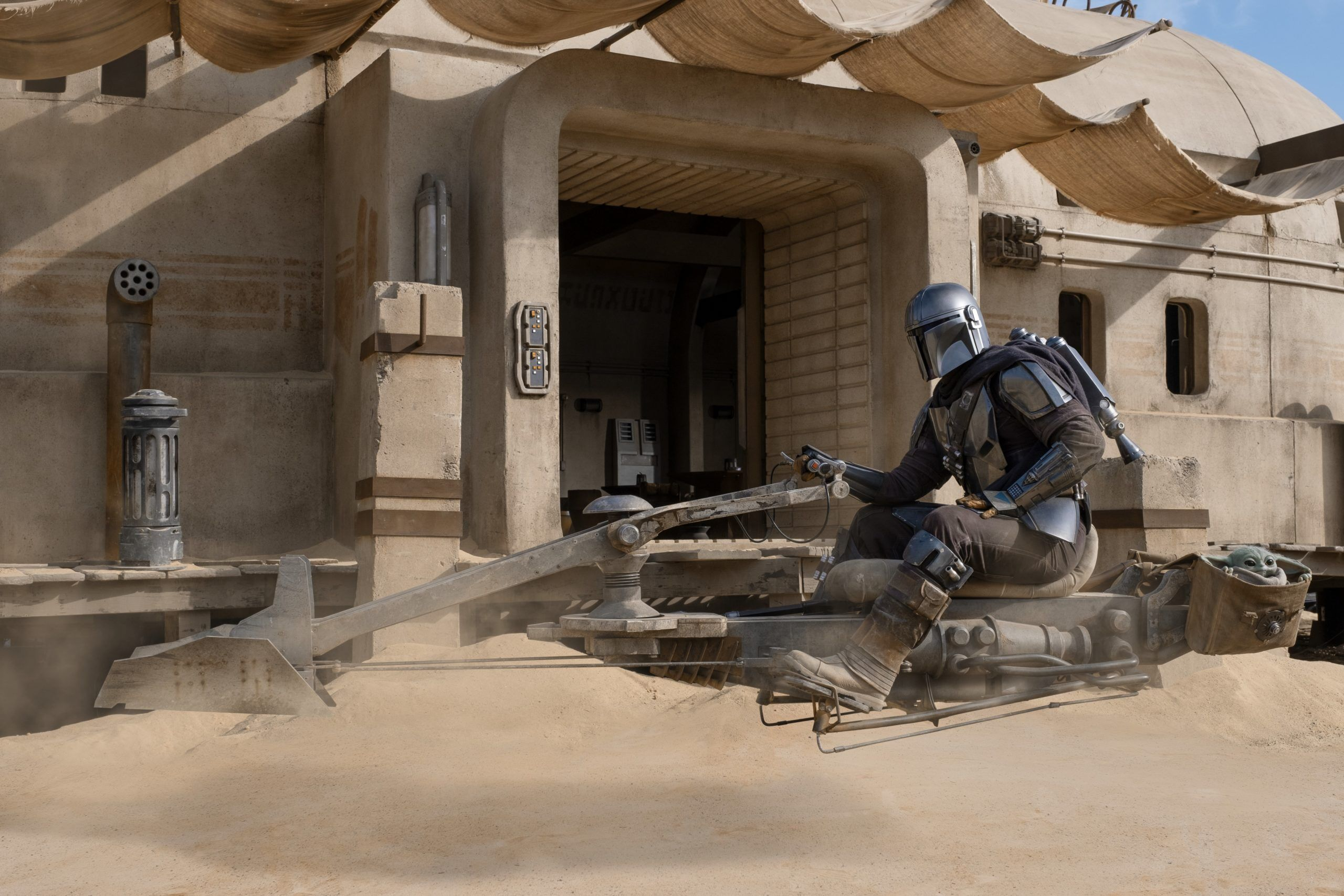 the-mandalorian season 2 episode 1 the marshal