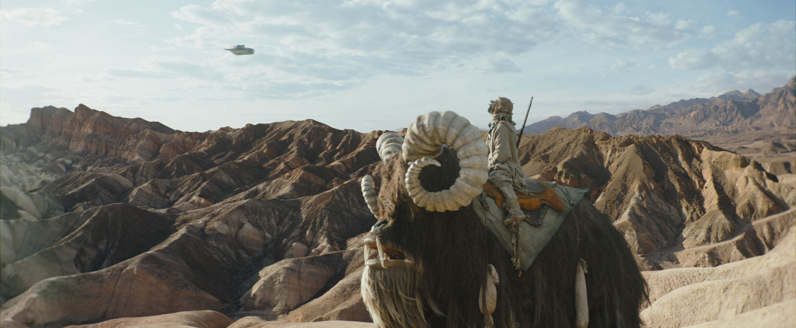 the-mandalorian season 2 episode 1 review tatooine