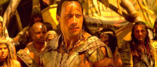A The Scorpion King Reboot For Universal In The Works With Dwayne Johnson Producing