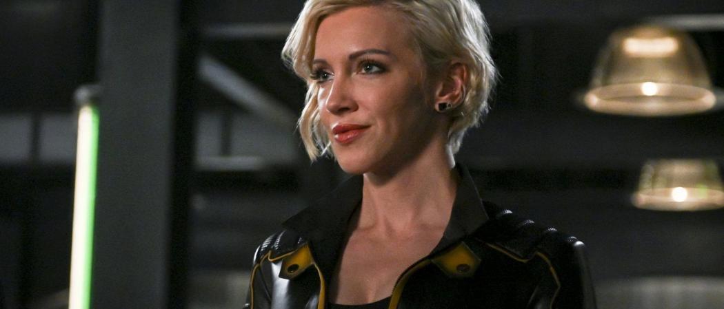 Katie Cassidy Arrow Black Canary Catwoman