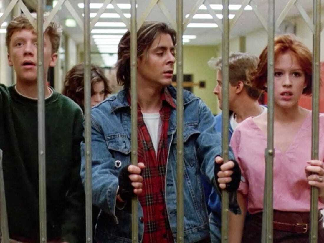 The Breakfast Club Movies College Life