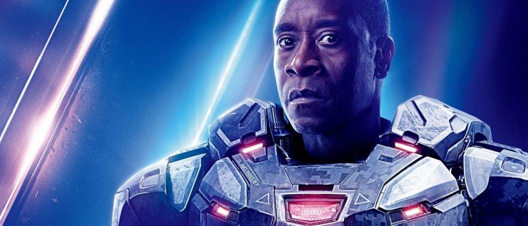 War Machine Don Cheadle The Falcon And The Winter Soldier Marvel Disney Plus