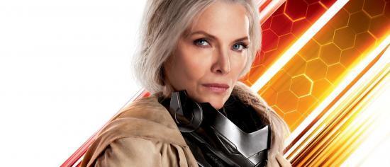 Michelle Pfeiffer Has Confirmed Her Return For Ant-Man 3 As Janet Van Dyne