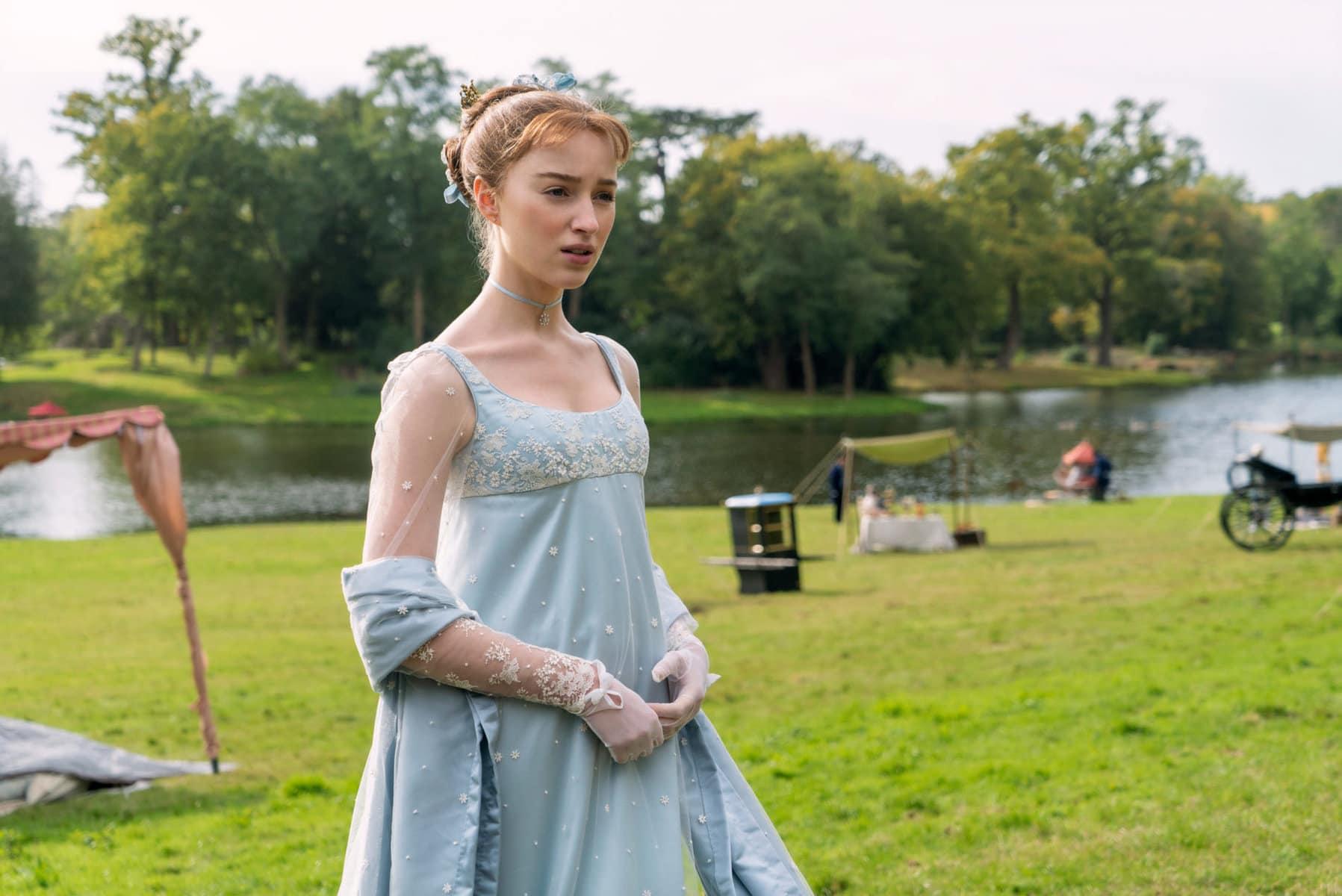 Bridgeton Season 2 Release Date Netflix