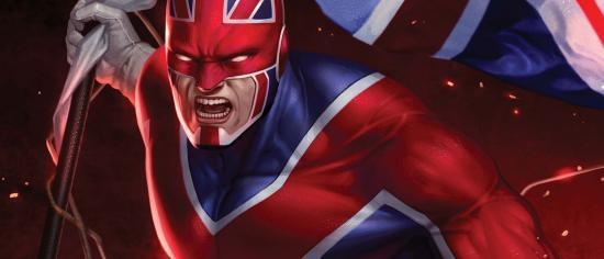 EXCLUSIVE: Captain Britain Reportedly Joining The MCU Via A The Black Knight Trilogy