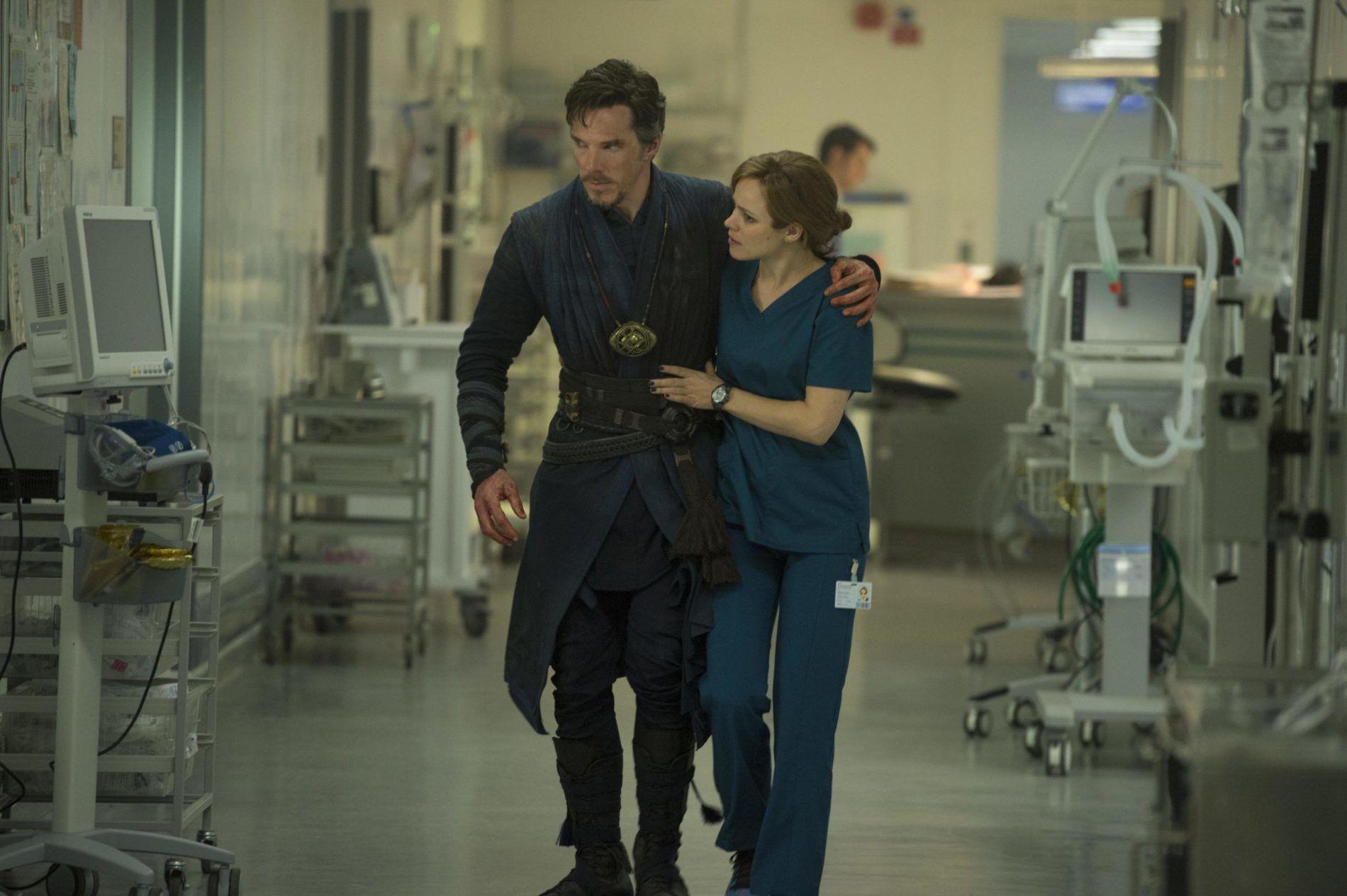 doctor-strange 2 Rachel McAdams Christine Palmer