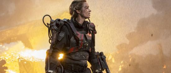 Edge Of Tomorrow 2's Script Is Very Promising Says Emily Blunt