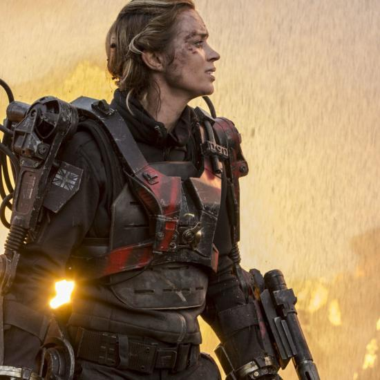 Emily Blunt Reportedly In Talks With Marvel Studios For Susan Storm Role