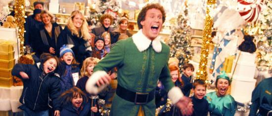 UK Box Office Update: Elf Is A Christmas Number One Movie Again