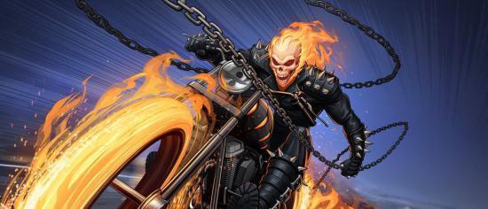 Ghost Rider Debuting In The MCU In Doctor Strange 2?