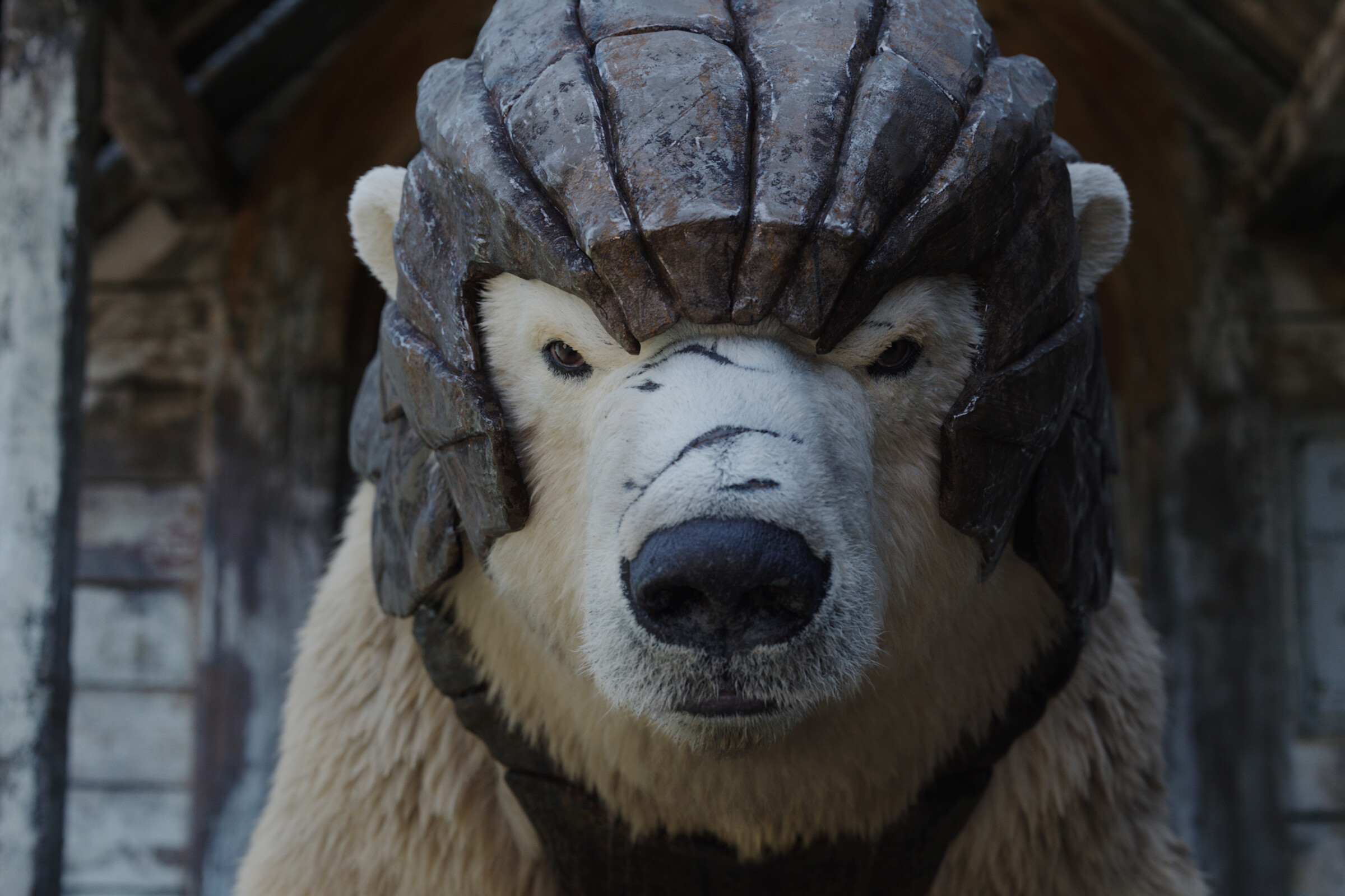his dark materials season 2 daemons bear