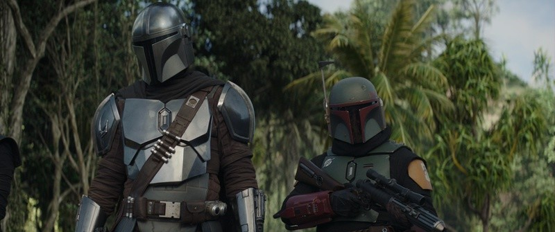 Din Djarin The Mandalorian Season 2 Episode 7 Boba Fett