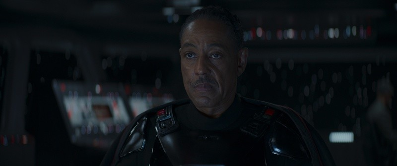 the mandalorian season 2 episode 7 moff gideon