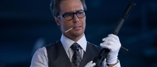 Sam Rockwell To Return As Justin Hammer In Armor Wars