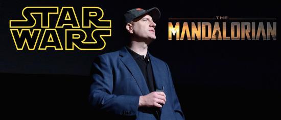 Marvel Head Kevin Feige Apparently Stealth Producing The Mandalorian