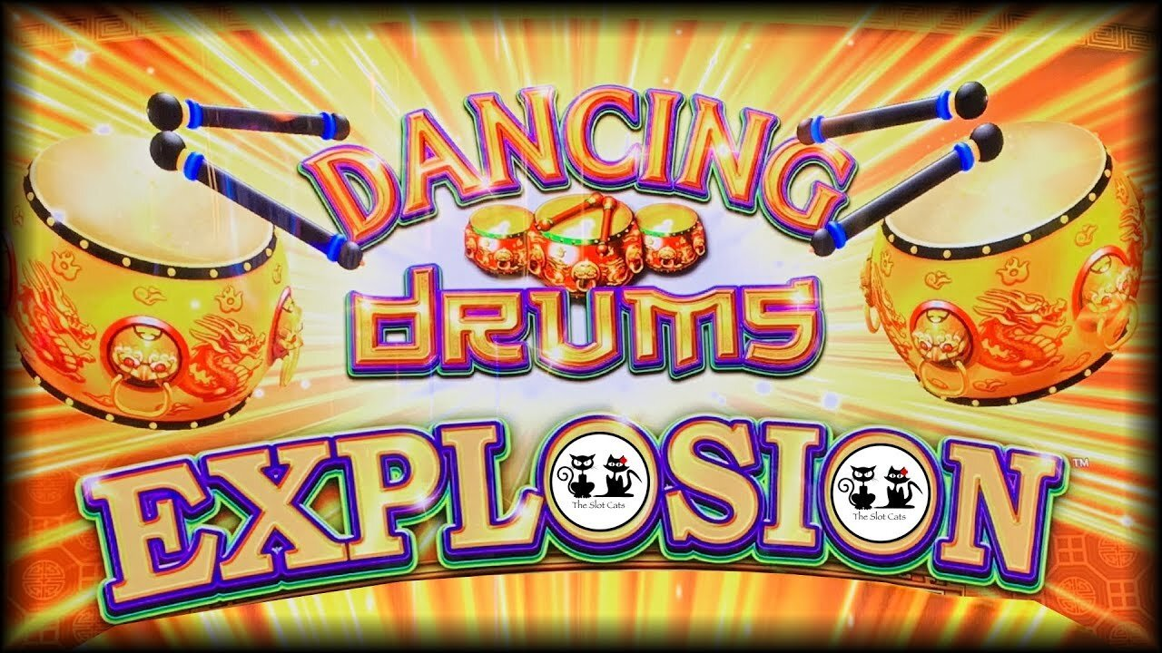Dancing Drums of explosion