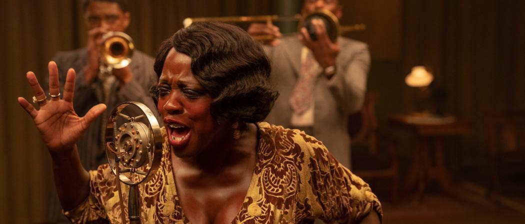 Ma's Rainey Black Bottom Review Netflix Movie