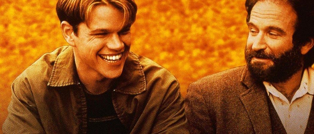 Good Will Hunting Still film college