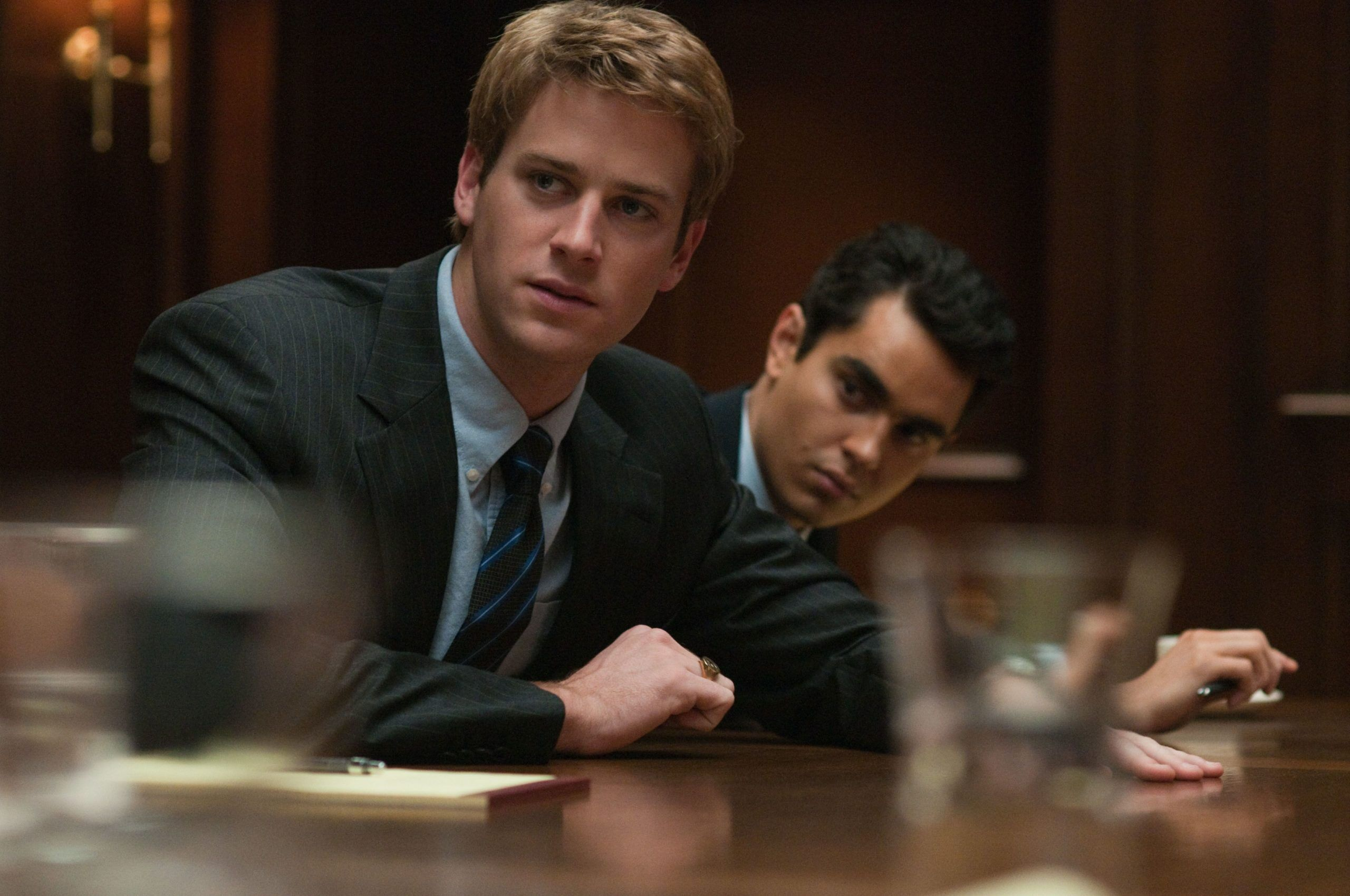Armie Hammer The Social Network