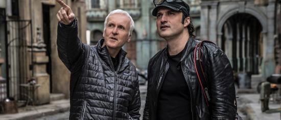 Robert Rodriguez Shows Us Why He's The GOAT (Again) In New BTS Feature