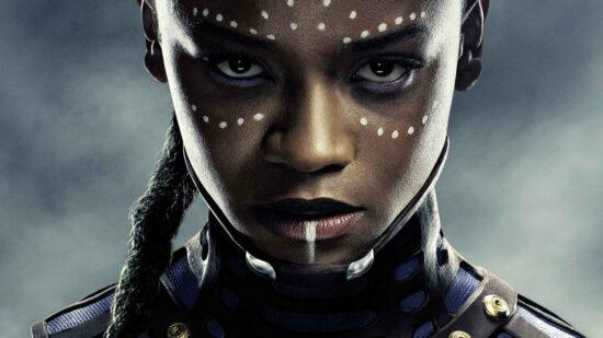 Letitia Wright Sharing Anti-Vax Views On Black Panther 2 Set
