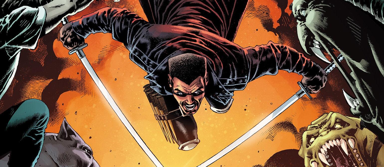 Marvel Horror shows Blade