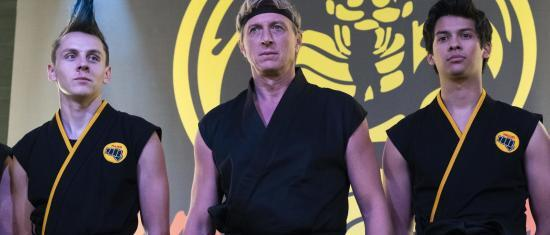 Cobra Kai Has Reportedly Been Renewed Up Until Season 5 On Netflix