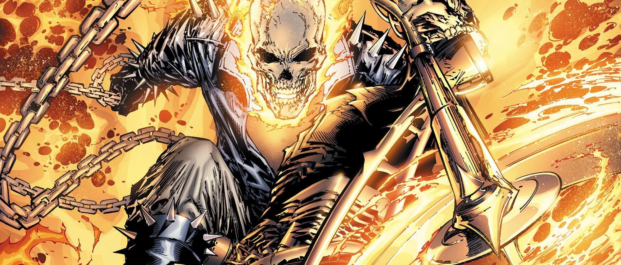 Ghost Rider Movie Zack Snyder MCU Marvel
