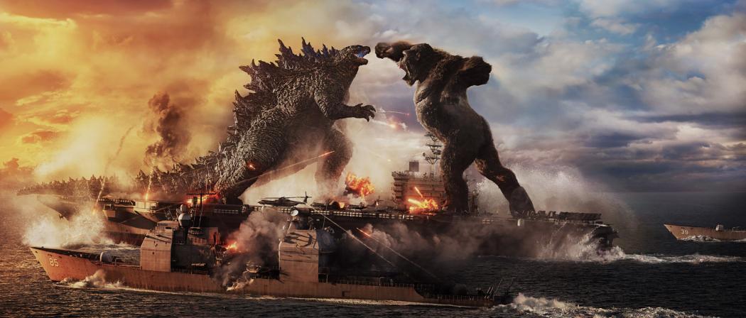 Godzilla Vs Kong Mechagodzilla