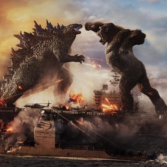Godzilla Vs Kong's Trailer May Have Let Slip Mechagodzilla Is The Film's Villain