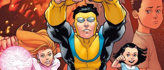 Robert Kirkman's Invincible Animated Amazon Series' Release Date Revealed