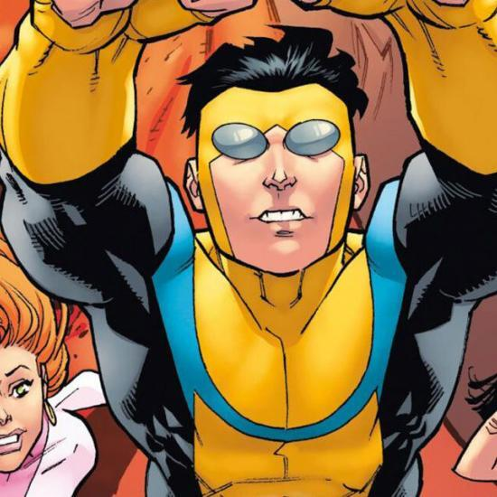 Robert Kirkman's Invincible Animated Amazon Series' Release Date Revealed