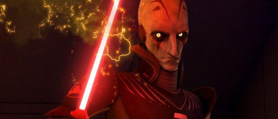 Jason Isaacs Reveals He'd Love To Play The Grand Inquisitor In A Live-Action Star Wars Project