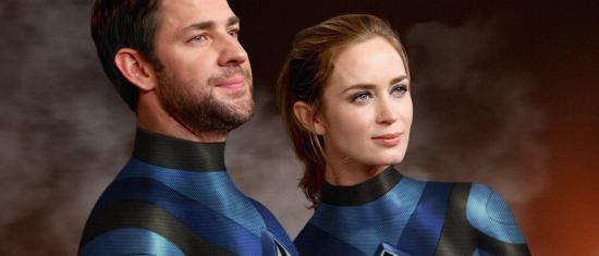 Emily Blunt Addresses Fantastic Four Casting Rumours