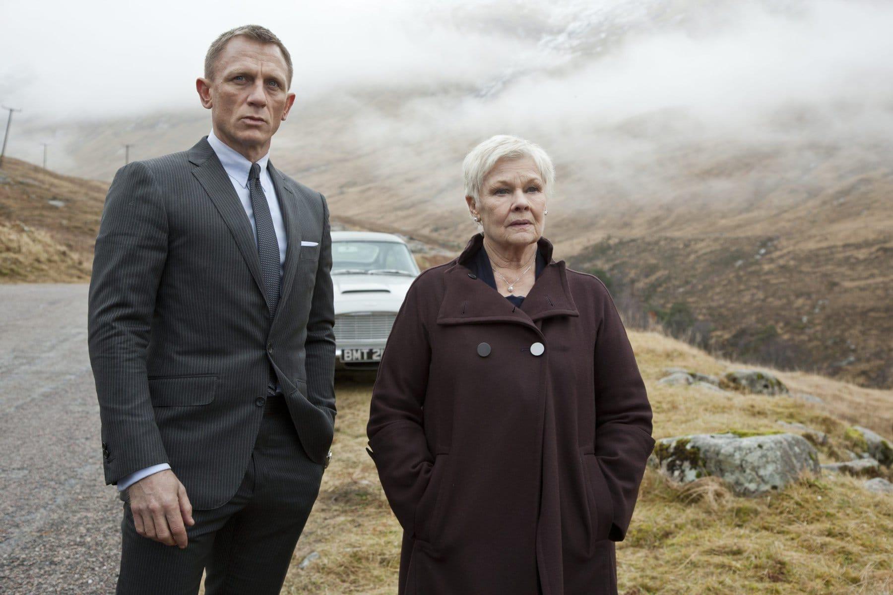 skyfall james bond movies